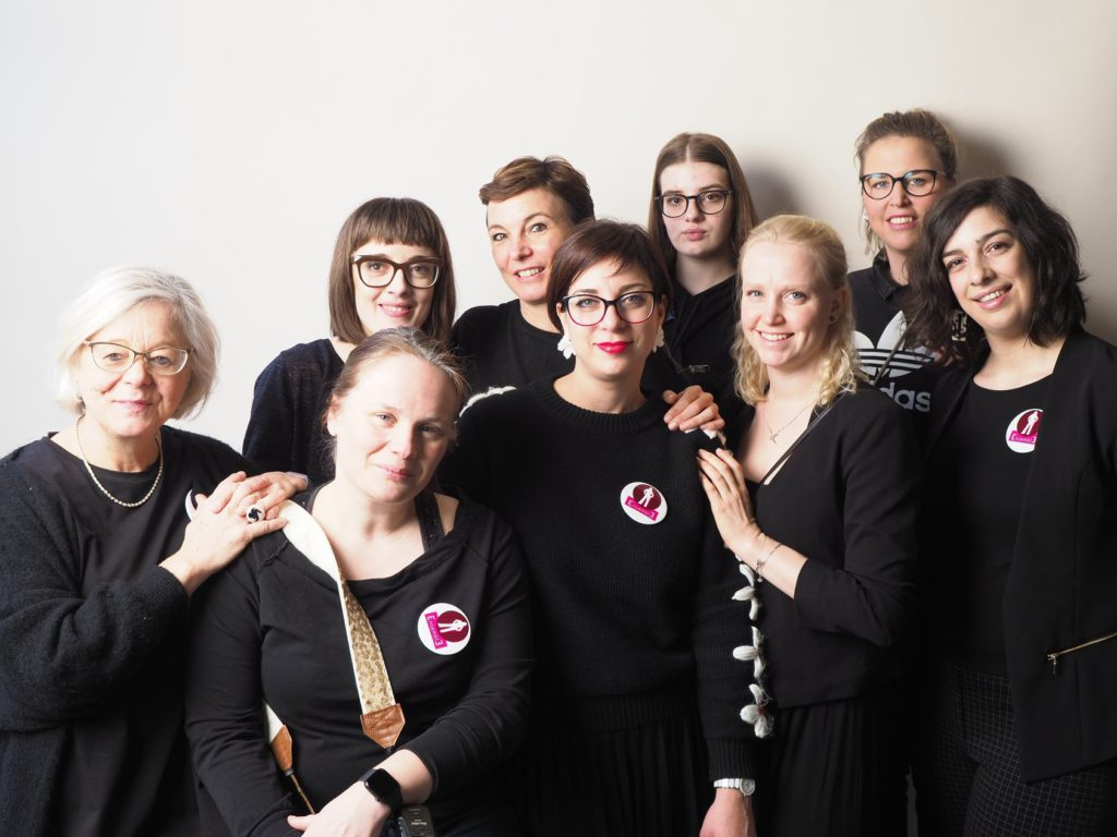 ensemble team Antwerpen februari 2020
