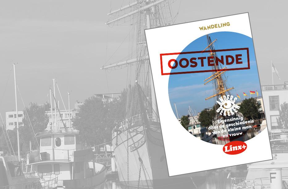 Oostende Anders Bekeken brochure