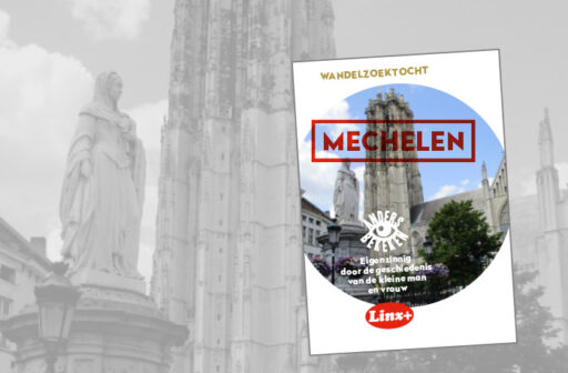Wandelzoektocht Mechelen